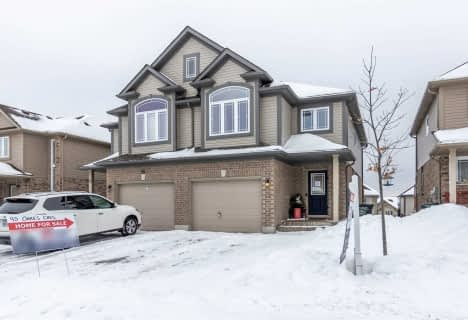 93 Oakes Crescent, Guelph